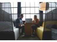 Digitale Umstrukturierung im Büro