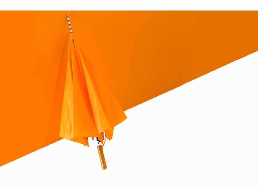 Werbeartikel in Orange sorgen für Aufmerksamkeit | © PF Concept