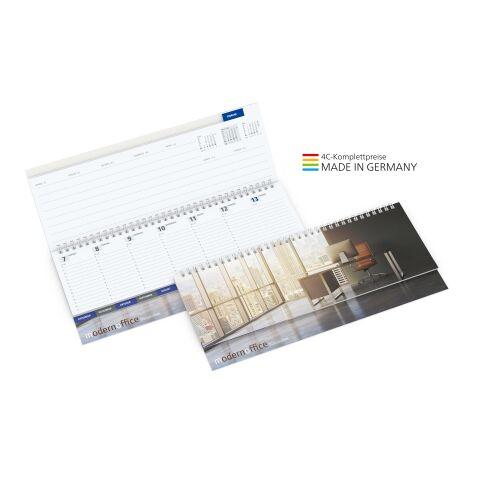 Tisch-Querkalender Master Register Karton Complete 4C-Digitaldruck