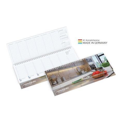 Tisch-Querkalender Compact Complete 4C-Digitaldruck
