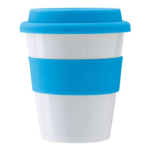 Trinkbecher Soft hellblau | ohne Werbeanbringung