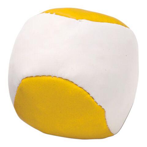 Anti-Stress-Ball Single gelb   ohne Werbeanbringung
