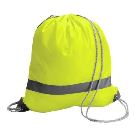 Turnbeutel Emergency gelb | ohne Werbeanbringung