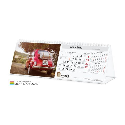 Tischkalender MagicPix Table Quer 4C-Digitaldruck
