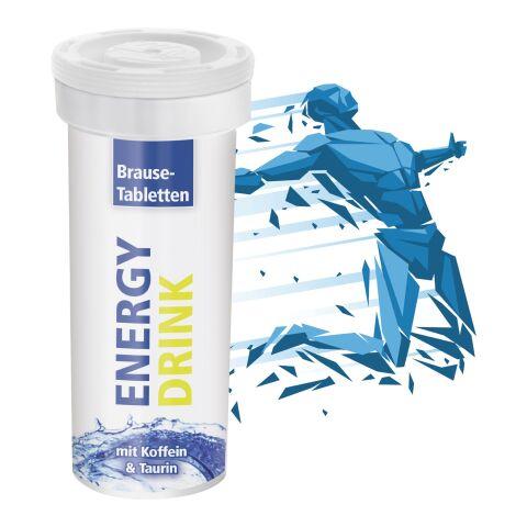 10er Brausetabletten - Energy Drink - Body Label