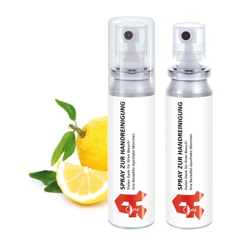 20 ml Pocket Spray - Handreinigungsspray antibakteriell - Body Label