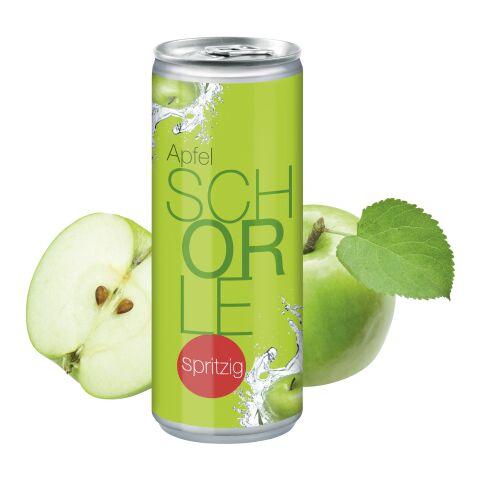 """250 ml Apfelschorle """"Spritzig"""" - Eco Label"""