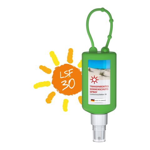 50 ml Bumper - Sonnenschutzspray LSF 30 - Body Label
