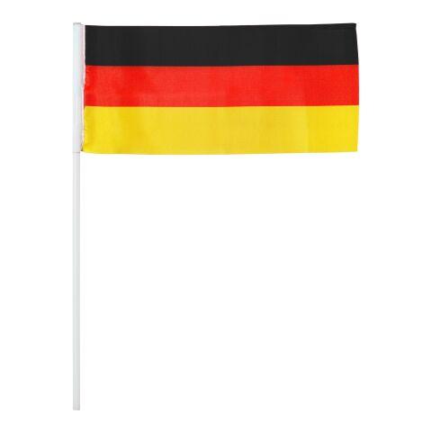 """Deko-Fahnen Set """"Stick"""" Deutschland, 11er Set"""