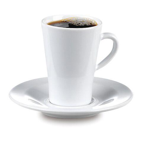 Rastal Jamaica Espresso 8 cl weiß   ohne Werbeanbringung   ohne Untertasse