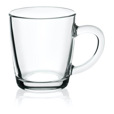 Rastal Basic Glastasse gehärtet Transparent | ohne Werbeanbringung
