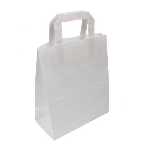 Krafttasche flacher Henkel