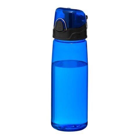 Capri 700 ml Tritan™ Sportflasche Standard | transparent blau | ohne Werbeanbringung | Nicht verfügbar | Nicht verfügbar