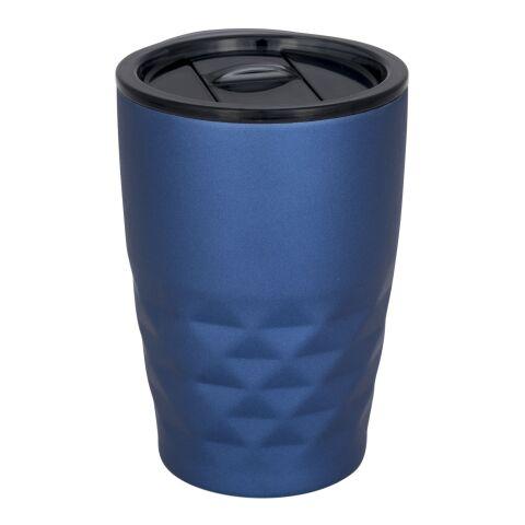 Geo Kupfer Vakuum Isolierbecher blau | ohne Werbeanbringung | Nicht verfügbar | Nicht verfügbar
