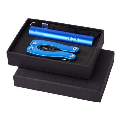 Scout Multifunktionswerkzeugs- und LED-Taschenlampen-Set