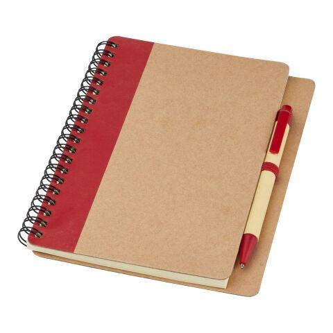 Priestly A6 Spiral Notizbuch mit Stift Standard   natur-rot   ohne Werbeanbringung   Nicht verfügbar   Nicht verfügbar   Nicht verfügbar