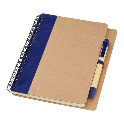 Priestly A6 Spiral Notizbuch mit Stift Standard | natur-marineblau | ohne Werbeanbringung | Nicht verfügbar | Nicht verfügbar | Nicht verfügbar