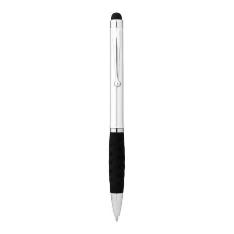 Ziggy Stylus Kugelschreiber silber-schwarz | ohne Werbeanbringung | Nicht verfügbar | Nicht verfügbar