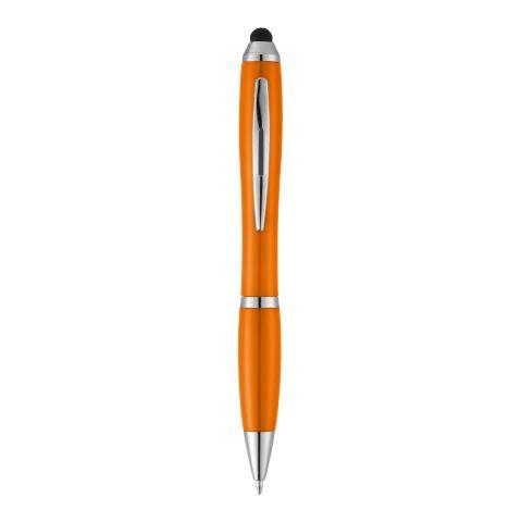 Nash Stylus Kugelschreiber mit farbigem Schaft und Griff orange | ohne Werbeanbringung | Nicht verfügbar | Nicht verfügbar