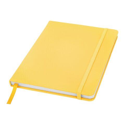 Spectrum A5 Notizbuch - liniert Standard | gelb | ohne Werbeanbringung | Nicht verfügbar | Nicht verfügbar
