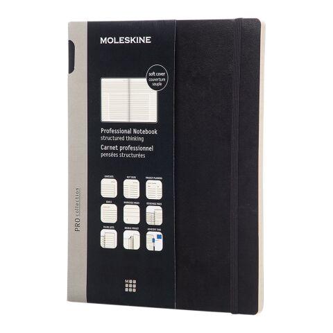 Moleskine Pro Softcover Notizbuch XL – liniert