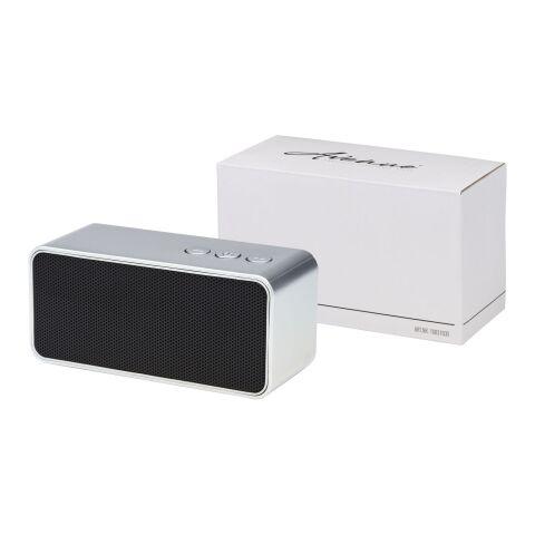 Stark tragbarer Bluetooth® Lautsprecher silber | ohne Werbeanbringung | Nicht verfügbar | Nicht verfügbar | Nicht verfügbar