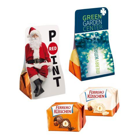 1er Ferrero Küsschen weiß | 1-farbiger Offsetdruck | Ferrero Küsschen classic