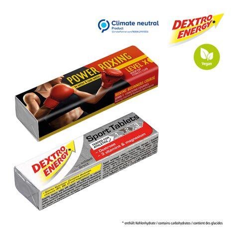 DEXTRO ENERGY Stange - SPORT + Vitamine & Magnesium 2-farbiger Druck