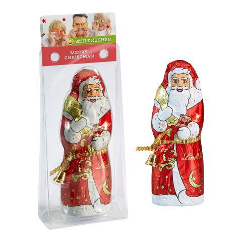 Lindt & Sprüngli Weihnachtsmann weiß | ohne Werbeanbringung