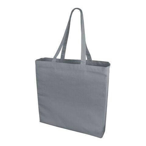 Odessa Baumwoll Tragetasche grau | ohne Werbeanbringung | Nicht verfügbar | Nicht verfügbar