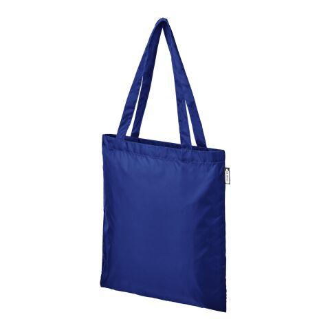 Sai RPET Tragetasche royalblau | ohne Werbeanbringung | Nicht verfügbar | Nicht verfügbar | Nicht verfügbar