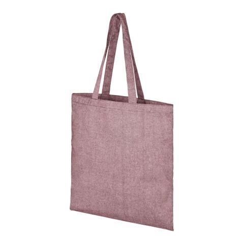 Pheebs Tragetasche aus recycelter Baumwolle, 210 g/m² mauve | ohne Werbeanbringung | Nicht verfügbar | Nicht verfügbar