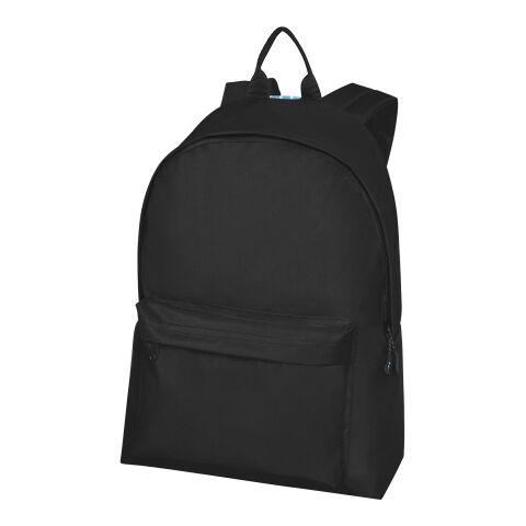 Baikal RPET Rucksack GRS-zertifiziert schwarz | ohne Werbeanbringung | Nicht verfügbar | Nicht verfügbar