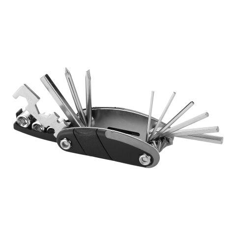 16 teiliges Multifunktionswerkzeug Schwarz   ohne Werbeanbringung   Nicht verfügbar   Nicht verfügbar