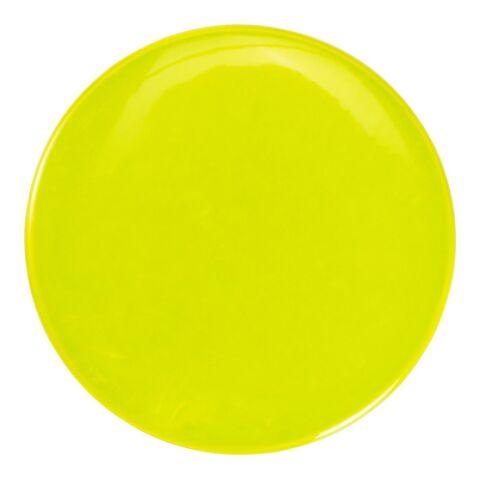 Ansteck-Button 'Light' aus PVC mit Sicherheitsnadel