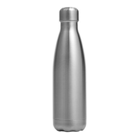 Trinkflasche Sumatra 550 ml aus Edelstahl Silber | ohne Werbeanbringung | Nicht verfügbar | Nicht verfügbar