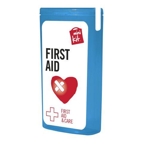 MiniKit Erste-Hilfe blau | ohne Werbeanbringung | Nicht verfügbar | Nicht verfügbar