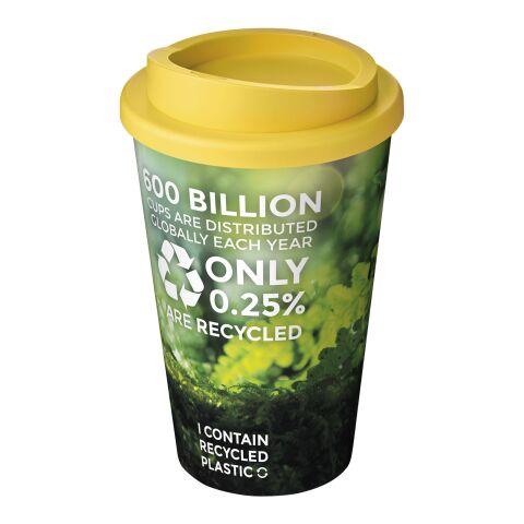 Brite-Americano® 350 ml Isolierbecher gelb   ohne Werbeanbringung   Nicht verfügbar   Nicht verfügbar