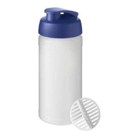 Baseline Plus 500 ml Shakerflasche blau-weiß | ohne Werbeanbringung | Nicht verfügbar | Nicht verfügbar