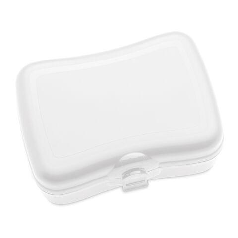 koziol Lunchbox BASIC weiß | ohne Werbeanbringung