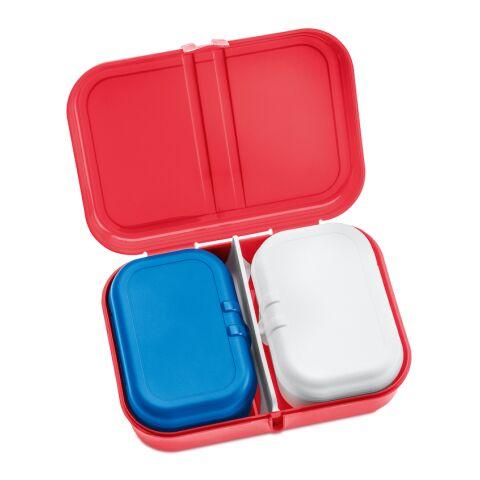 koziol Lunchbox Set 4 PASCAL weiß   ohne Werbeanbringung