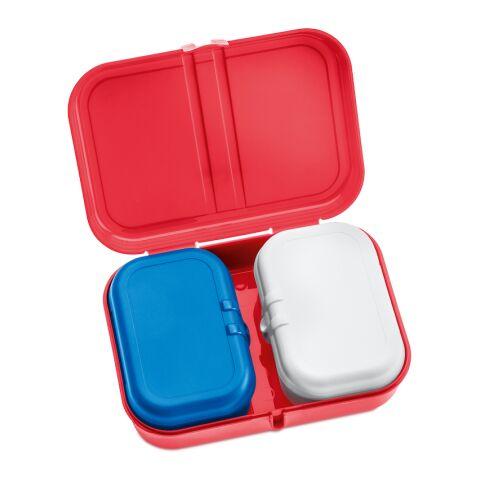 koziol Lunchbox Set 3 PASCAL weiß   ohne Werbeanbringung