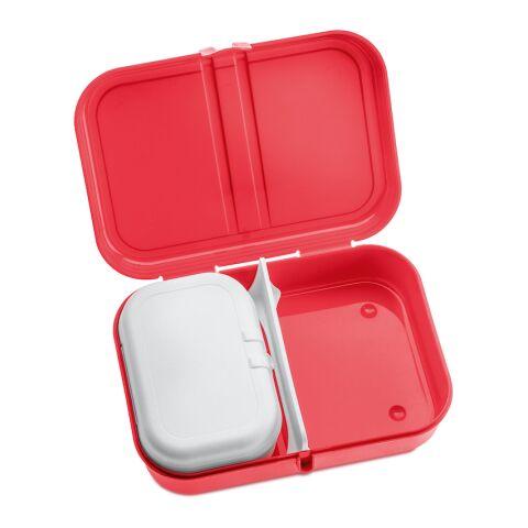 koziol Lunchbox Set 2 PASCAL weiß | ohne Werbeanbringung