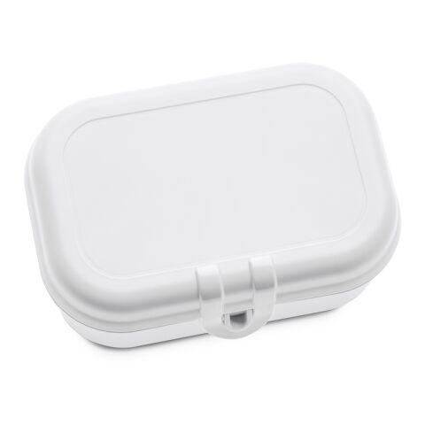 koziol Lunchbox PASCAL S weiß   ohne Werbeanbringung