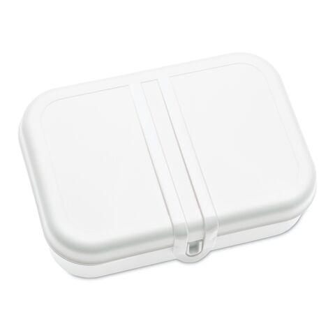 koziol Lunchbox PASCAL L weiß   ohne Werbeanbringung