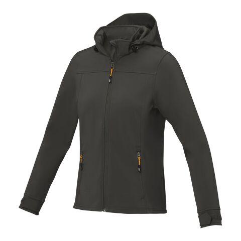 Langley Damen Softshell Jacke anthrazit | M | ohne Werbeanbringung | Nicht verfügbar | Nicht verfügbar | Nicht verfügbar
