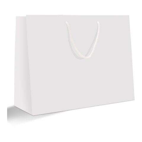 Papiertragetasche 30 x 40 cm Hochformat ohne Werbeanbringung | matt | 456 - rosa | Nicht verfügbar