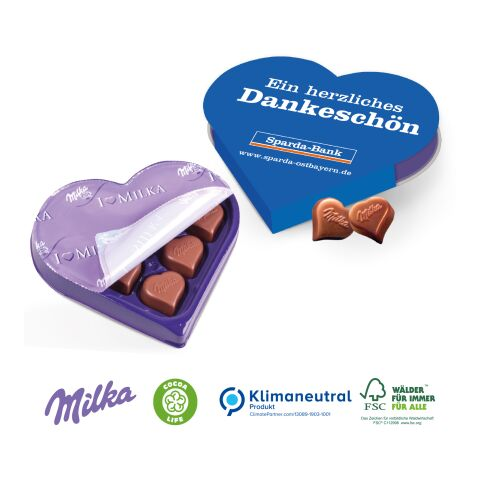 I LOVE MILKA, 50 g 4C - Digital-/Offsetdruck