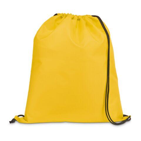 Turnbeutel Gelb | ohne Werbeanbringung