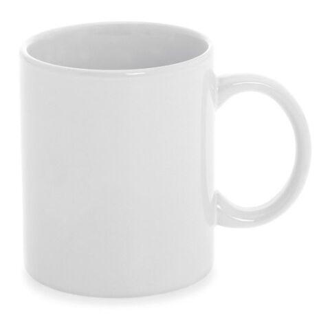 Keramik-Tasse 350 ml Weiß | ohne Werbeanbringung